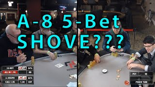 Poker Time: MONSTER Pre-Flop Moves