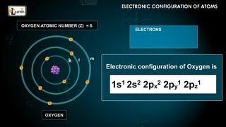 Electronic configuration of atoms using Aufbau, Pauli's principle and Hund's rule - Chemistry