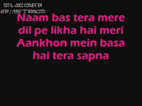 Love Mera Hit Hit  Billu Barber with lyrics wmv