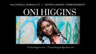 Oni Higgins 2020 Entertainment Reel