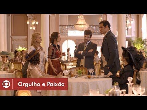 Orgulho e Paixão: capítulo 21 da novela, quinta, 12 de abril, na Globo
