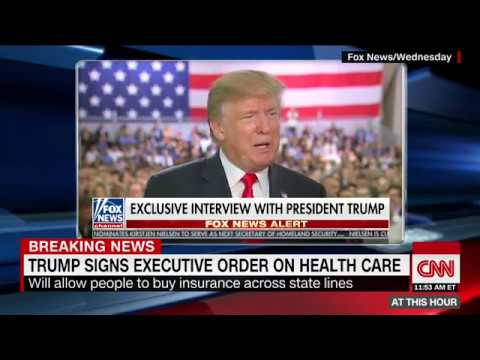 Trump makes false claim on stock market, debt - Dauer: 92 Sekunden