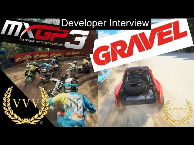 MXGP3 and GRAVEL - Irvin Zonca Interview