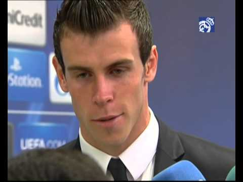 Bayern Munich 0-4 Real Madrid: Gareth Bale's post-match interview