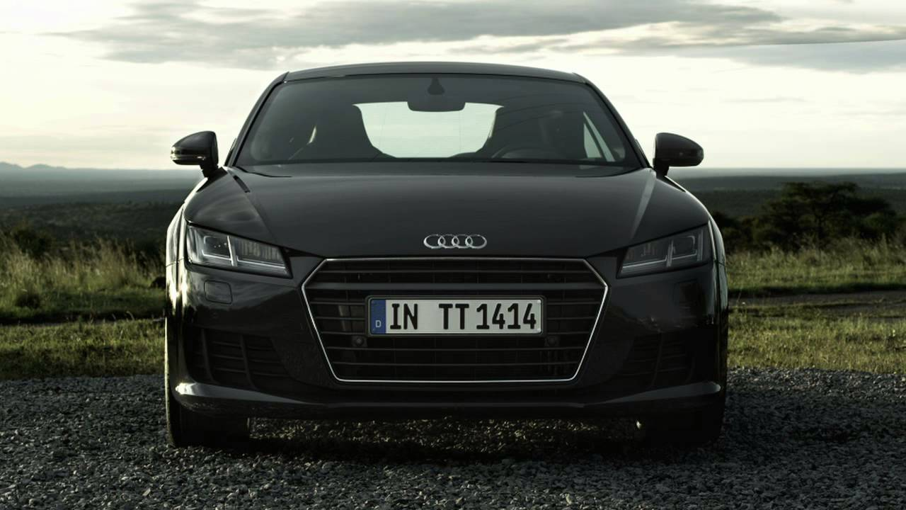 2015 audi tt coupe - youtube