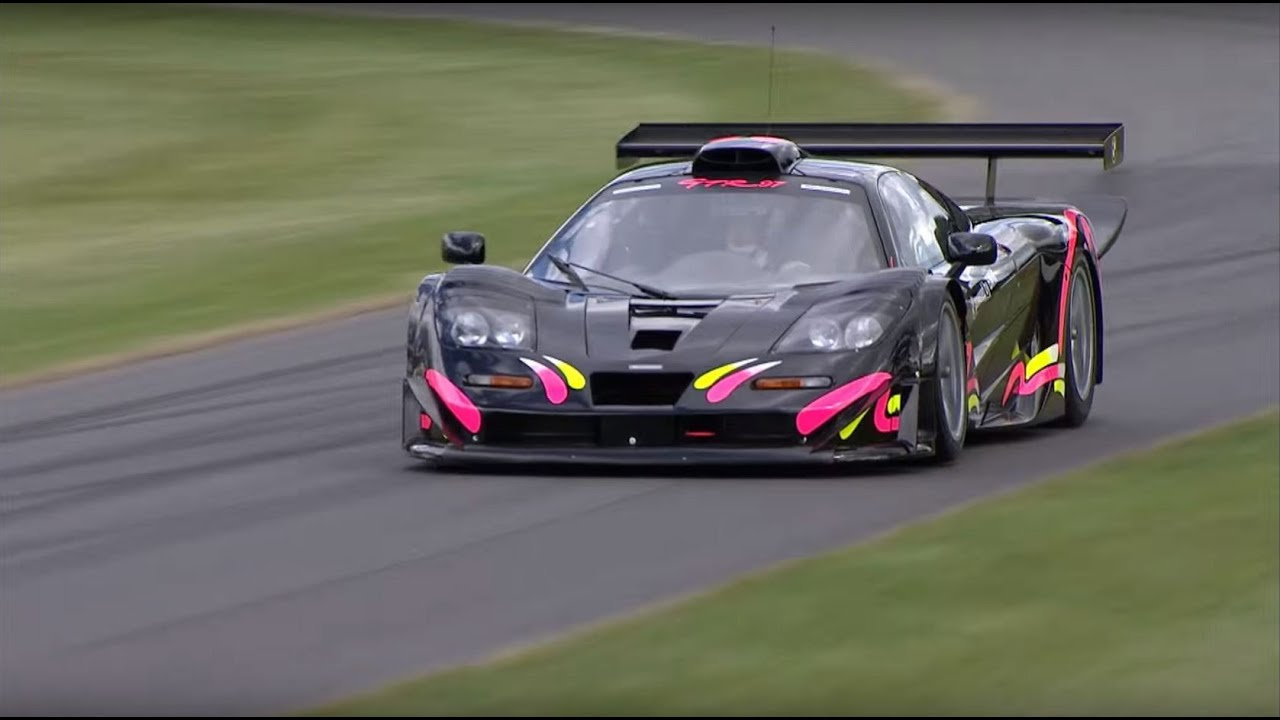 on board with kenny br ck in the mclaren f1 gtr 39 longtail. Black Bedroom Furniture Sets. Home Design Ideas