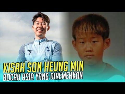 KISAH SON HEUNG MIN : Bocah Termahal Asia Yang Diremehkan