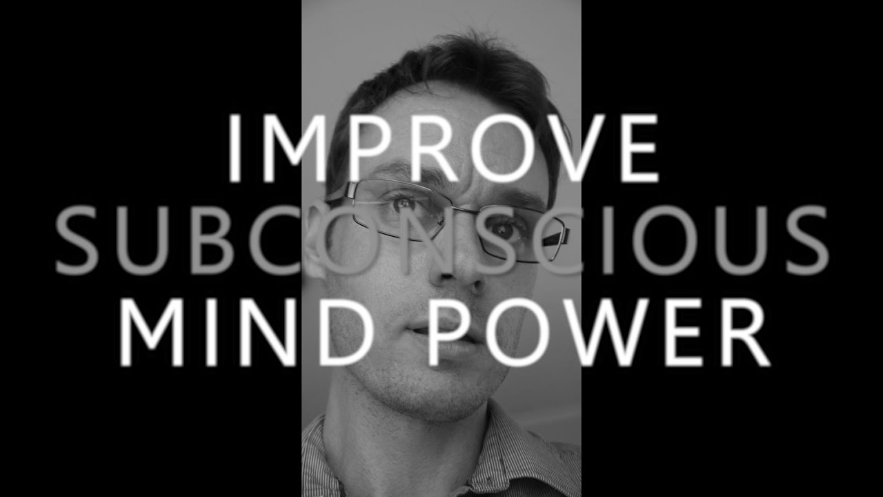 Hypnosis for Improving Subconscious Mind Power (Memory, Focus, Study, Learning & Exams)
