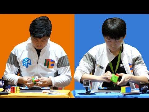 Rubik's Cube World Championships 2017 3x3 Finals!