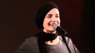 Ульяна Ангелевская - Sous le ciel de Paris (Под небом Парижа)(Видео с концерта