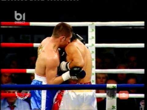 Viorel Simion VS Victor Hugo Cardozo KO 1/2