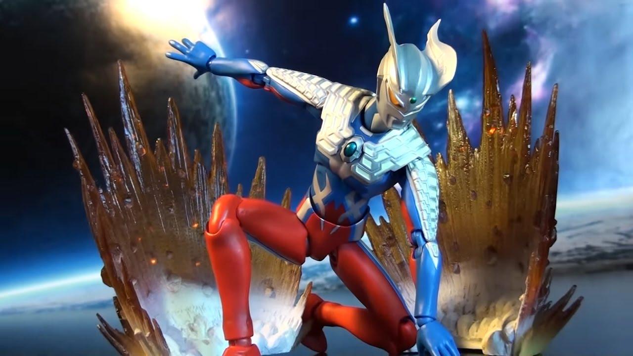 R320 Bandai Ultra-Act Ultraman Zero Renewal 2.0 Review