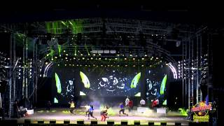International Soca Monarch 2015 Finals Fadda Fox Ducking Firepower Fireworks