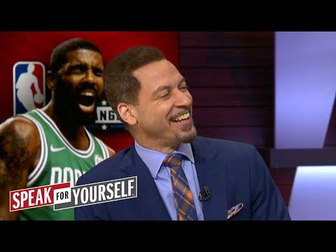 Chris Broussard talks LeBron and Steph