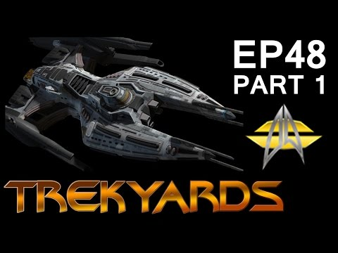Trekyards EP48 - Designing Icarus with Scott Nakada (Renegades Special) (Part 1)