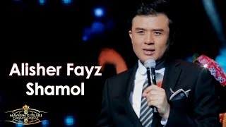 Alisher Fayz Shamol Concert Version