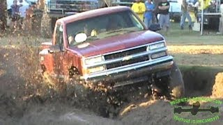 STOCK TRUCKS IN ZWOLLE MUD BOG!!!
