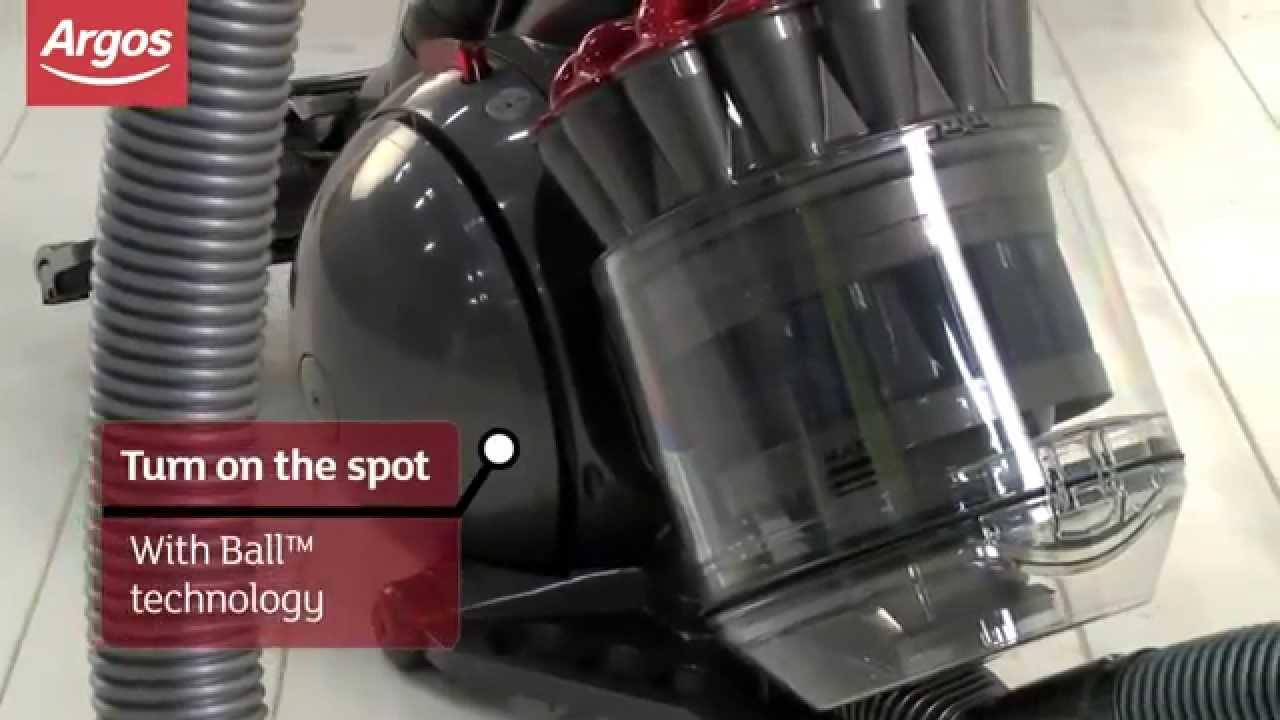 Dyson DC28C Multi Floor Bagless Cylinder Vacuum Cleaner