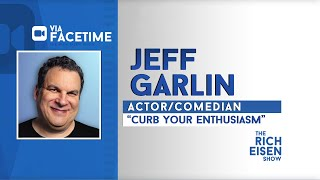 "Jeff Garlin Talks ""Curb Your Enthusiasm,"" Cubs, Bears & More w Rich Eisen | Full Interview | 3/27/20"