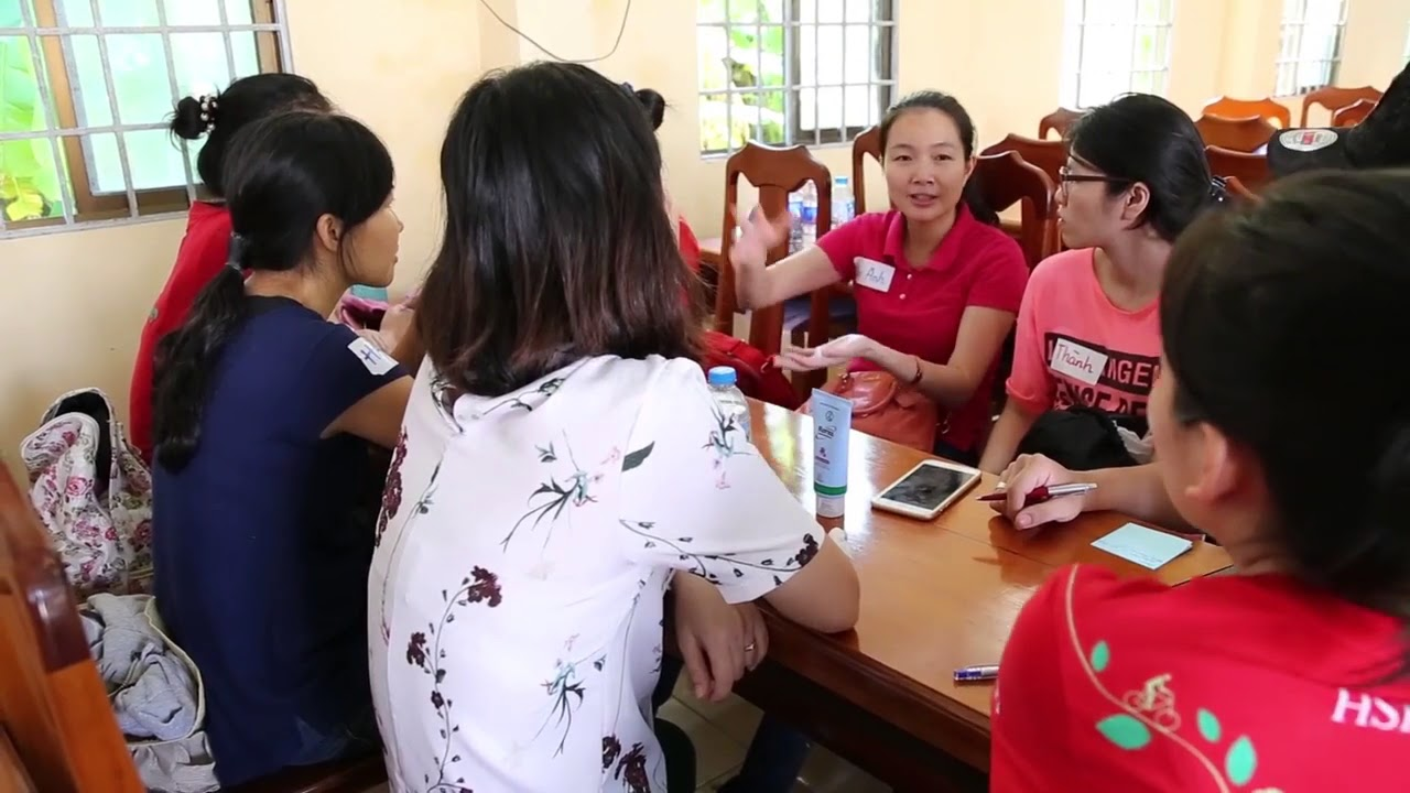 Full ver EVG HSBC Vietnam MDP 2015 in Tra Vinh