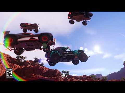 Onrush – Home Theater Test Xbox One X