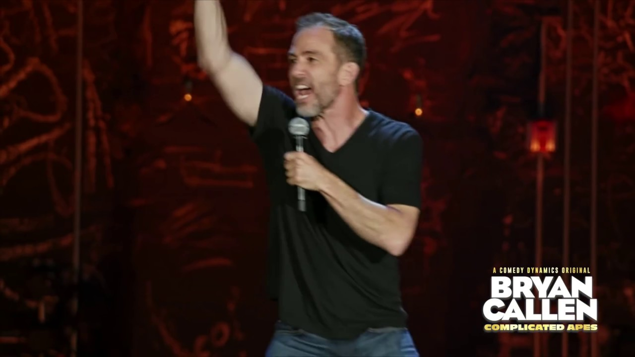 Saying Appalling Things Bryan Callen Stand Up Comedy