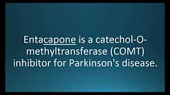 How to pronounce entacapone (Comtan) (Memorizing Pharmacology Video Flashcard)