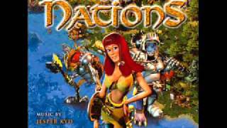 Alien Nations 2 - The Amazons [Soundtrack]