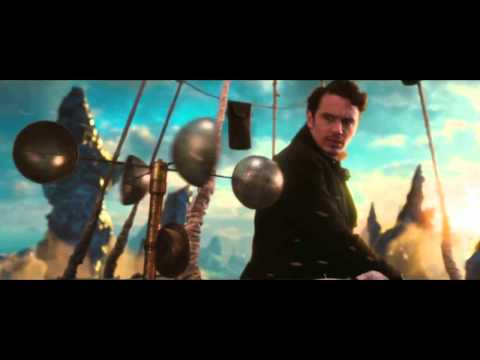 Oz The Great and Powerful -- Official Trailer