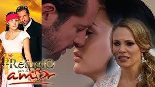 Resumen: Rodrigo renuncia a su boda por el amor de Luciana! | Un refugio para el amor - Televisa
