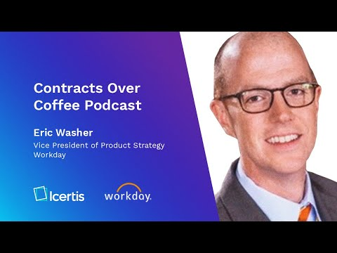 Contracts Over Coffee with Workday and Eric Washer