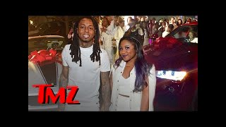 Lil Wayne -- My Daughter Got TWO CARS ... For Her 16th Birthday | TMZ