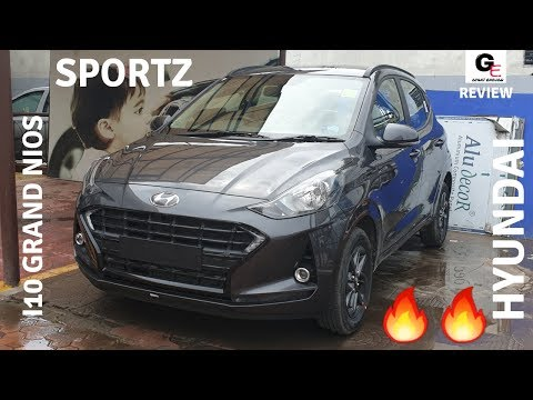 hyundai-grand-i10-nios-sportz-|-grand-i10-nios-|-detailed-review-|-price-|-features-!!