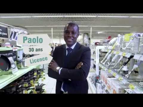 Vidéo de chef/fe des ventes