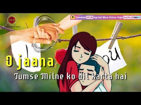 Download Miss you Jaan   New version Best Beautiful sad