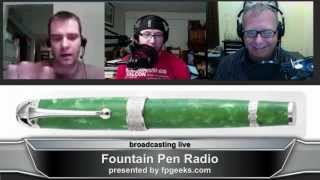 Fountain Pen Radio Episode 0001