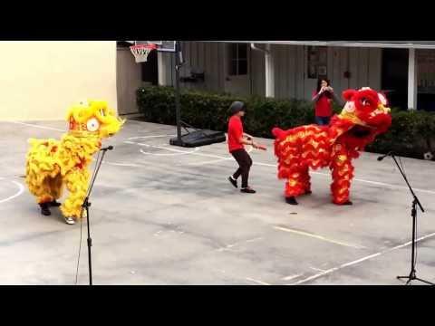 Chinese New Year Celebration at Peninsula Heritage School