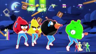 Just Dance 2016 - Balkan Blast Remix by Angry Birds