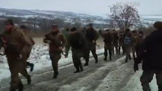 Чеченцы на Донбассе в Украине не стесняются говорить на камеру