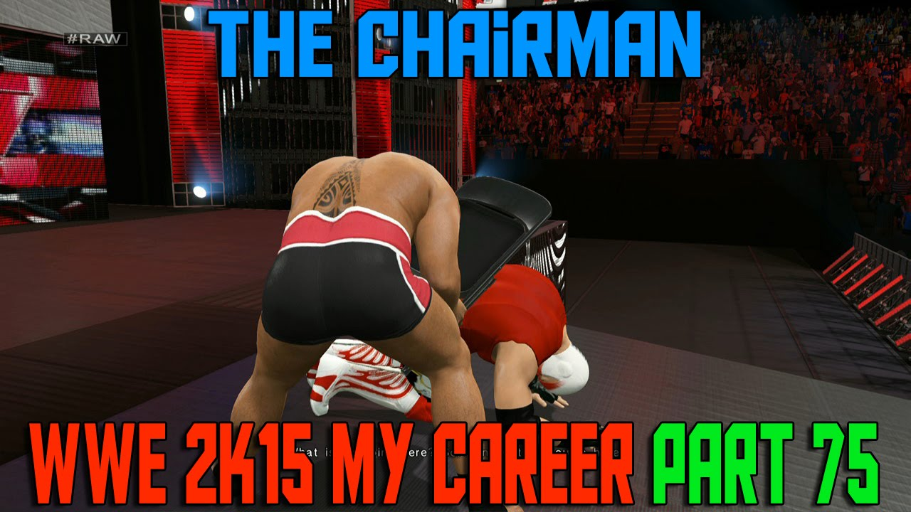 how to make the best mycareer in wwe 2k15
