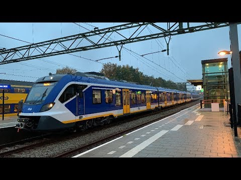 NS SNG in dienst! Interieur en Extrieur! Sprinter Nieuwe Generatie | Stadsbus