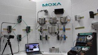 Обзор и обучение RedBox от MOXA (Протоколы PRP и HSR)