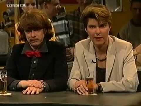 1997  Karls Kneipe mit Karl Dall, Helge Schneider, Bettina Böttinger und Stefan Raab