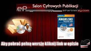 Angielski Discover USA - audio kurs - AudioBook, MP3