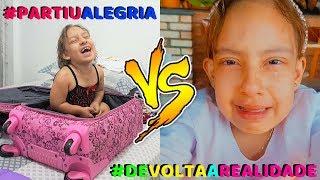 #PARTIUALEGRIA VS #DEVOLTAAREALIDADE - MC DIVERTIDA