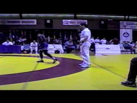 2000 Senior National Championships: 54 kg Unknown vs. Jerry Asiedu