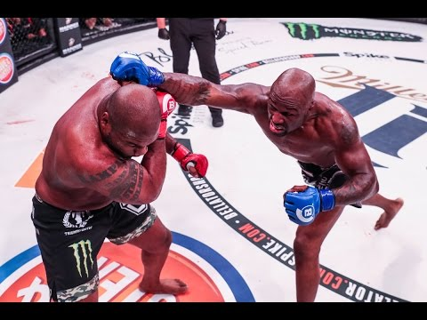 Bellator 175 Highlights: Rampage vs. King Mo 2 - MMA Fighting