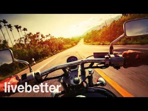 Música rock & roll para ir en moto o coche en carretera y viajar tranquilo