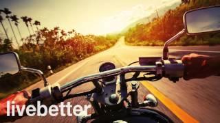 Música rock & roll para ir en moto