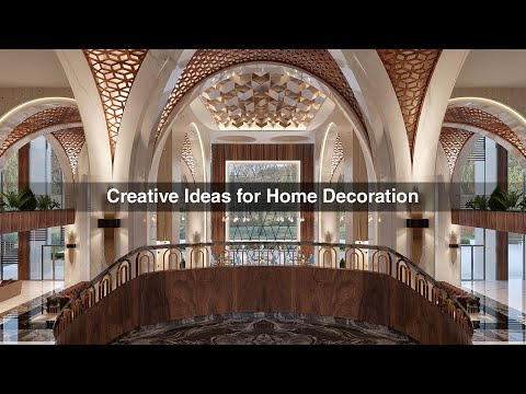 Creative Ideas For Home Interiors  By ALGEDRA #Interior Design